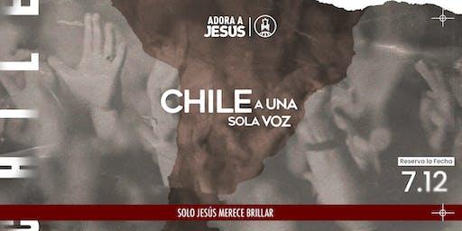 Altar nacional Chile A una Sola Voz