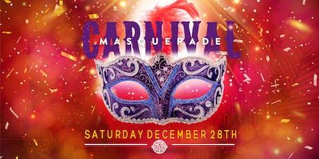 Carnival Masquerade Party tickets