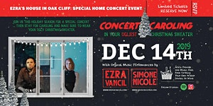 Concert & Caroling In Your Ugly Christmas Sweater |...