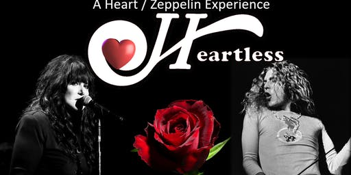 HEARTLESS a Tribute to Heart and Zeppelin