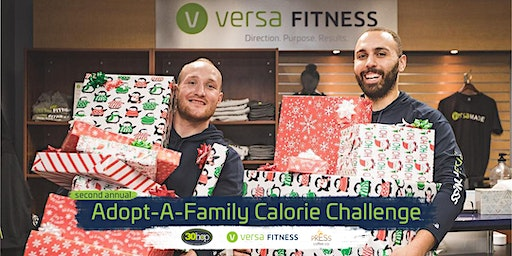 Adopt-a-Family Calorie Challenge