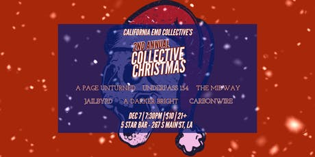 CEC 2nd Annual Collective Christmas tickets