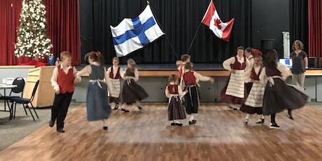 Christmas Party - Finnish Society of Edmonton tickets