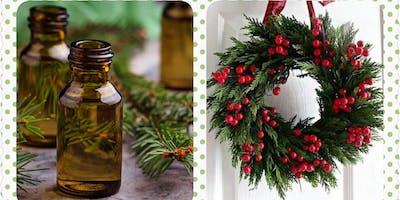 Holiday Wreath Making & Make & Take
