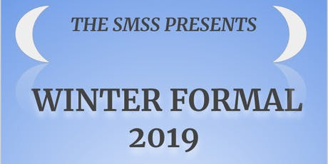 SMSS Winter Formal 2019 tickets