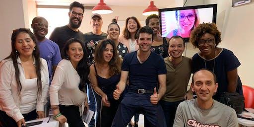 Encuentro de Toastmasters en Español