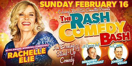Rash Comedy Bash in Calabogie! tickets
