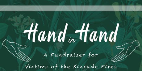 Hand in Hand -- Kincade Fire Relief Fundraiser tickets