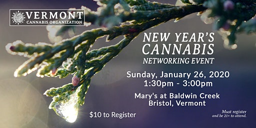 New Year's Cannabis Networking Event