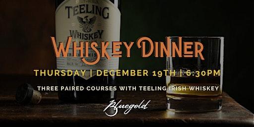 Teeling Whiskey Chef's Pairing Dinner