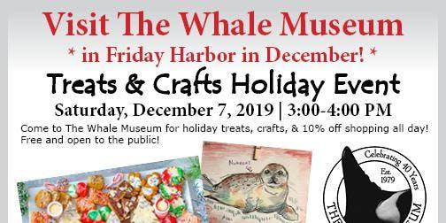 Treats & Crafts Holiday Event