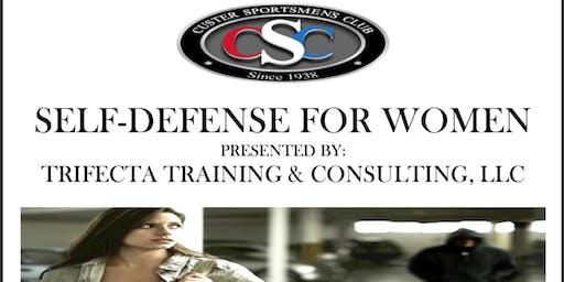 Self-Defense For Women