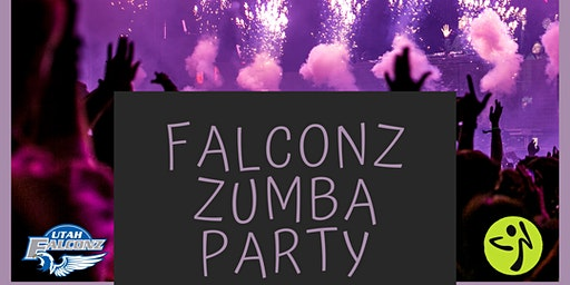 Falconz ZUMBA Party