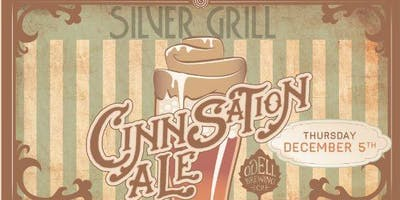 """""""Breakfast in Your Beer"""":  Odell Tapping Party Dec. 5 for Cinnamon Roll Beer. Free Silver Grill Cinnamon Rolls!"""