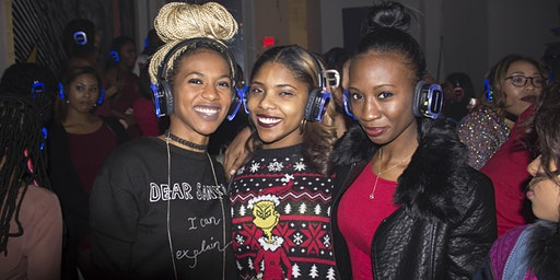 """Urban Fêtes presents: SILENT """"UGLY SWEATER"""" PARTY LOUISVILLE"""