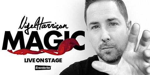 Nigel Harrison Magician - An Intimate Evening of Illusion