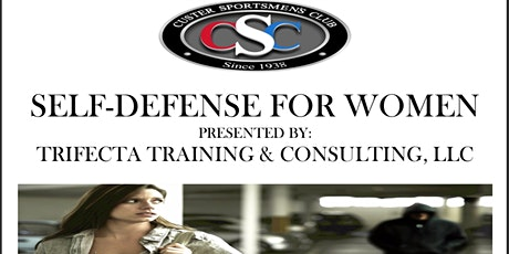 Self-Defense For Women tickets