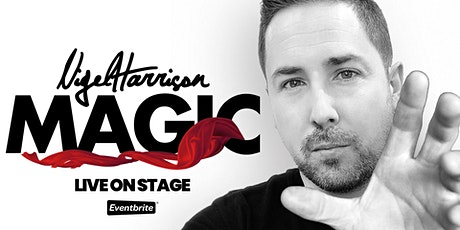 Nigel Harrison Magician - An Intimate Evening of Illusion tickets