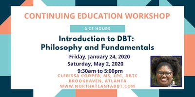 Introduction to DBT: Philosophy and Fundamentals