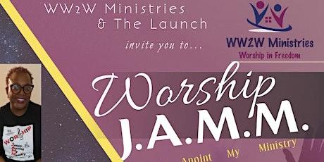 Worship J.A.M.M. tickets