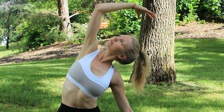 Beginners Yoga Class tickets