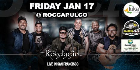 Grupo Revelacao Live in San Francisco tickets