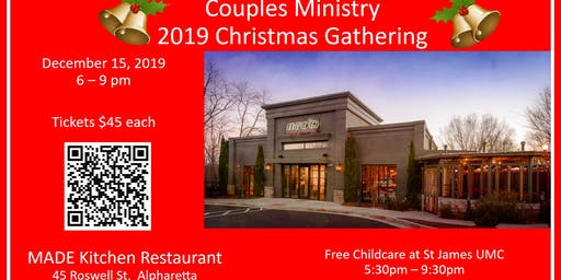 2019 Christmas Gathering