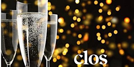 NYE Taste & Tipple at Clos  tickets