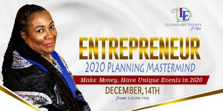 Planning 2020 Mastermind tickets