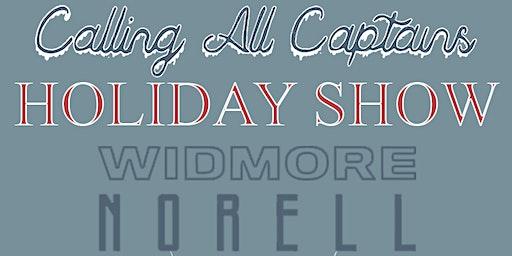 Dec 21: Calling All Captains Holiday Show