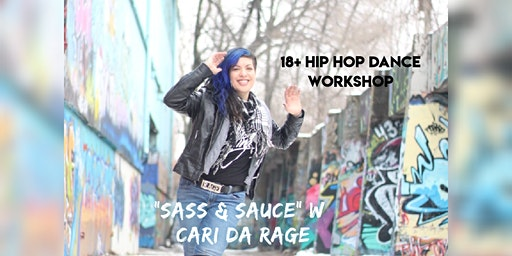 """""""Sass & Sauce"""" w/Cari da RAGE"""
