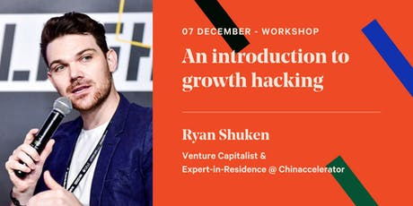 An introduction to growth hacking tickets