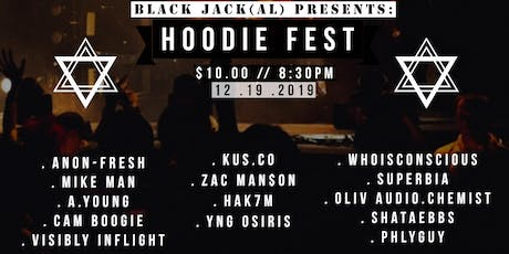 HoodieFest @ the Union EAV tickets