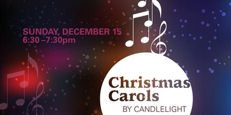 Christmas Carols by Candlelight tickets