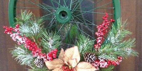 Wreath Making: A Holiday Fun-raiser tickets