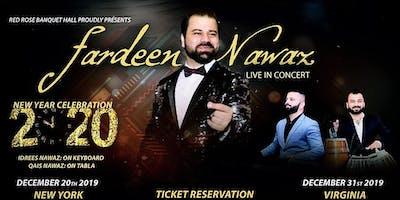 Fardeen Nawaz Live in New York