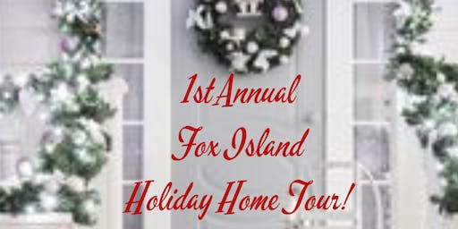 1st Annual Fox Island Holiday Home Tour