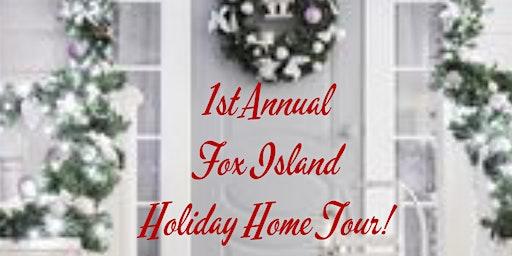 1st Annual Fox Island Holiday Home Tour