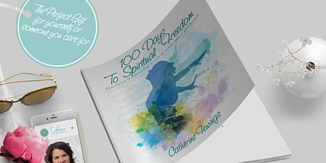 Launch - 100 Days to Spiritual Freedom - self-discovery journal tickets