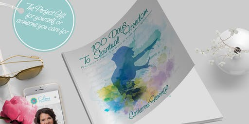 Launch - 100 Days to Spiritual Freedom - self-discovery journal