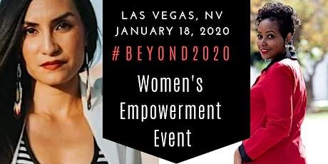 #Beyond2020 Women's Empowerment Event tickets