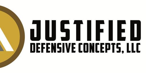 Defensive Pistol Skills I