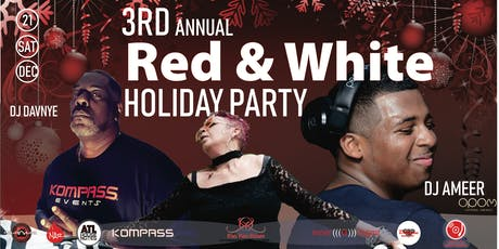 Black Coffee's DJ Ameer - 3rd Annual Red & White Party. tickets