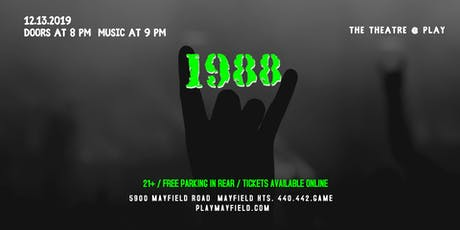 1988 in The Theatre @ Play  tickets