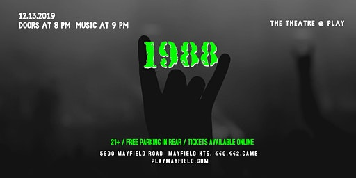 1988 in The Theatre @ Play