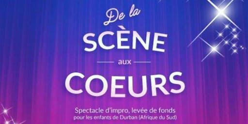 De La Scène aux Coeurs| From Stage to Hearts
