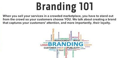 Business Enhancement Series presents................Branding 101 tickets
