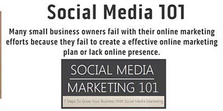 Business Enhancement Series presents................Social Media 101 tickets