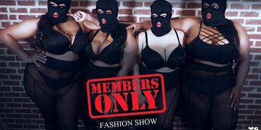 Members Only Fashion Show/ MMOE