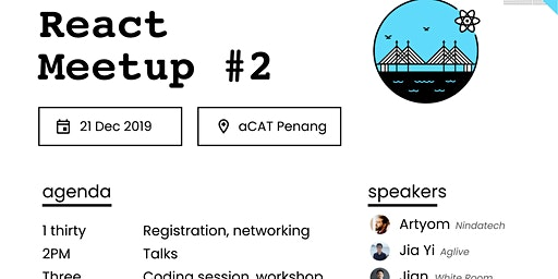 FB DevC Penang: Penang React Meetup #2